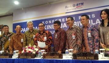 Foto Laba Bank BTN Meningkat 32,6% di Kuartal III-2016