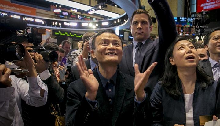 Foto Berita Jack Ma Jadi Idola Baru Remaja Indonesia