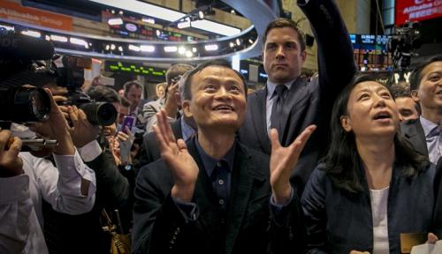 Foto Partai Komunis China Beri Penghargaan ke Jack Ma Hingga Yao Ming