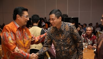 Foto Menteri Jonan Diminta Singkirkan PTTEP dari Natuna