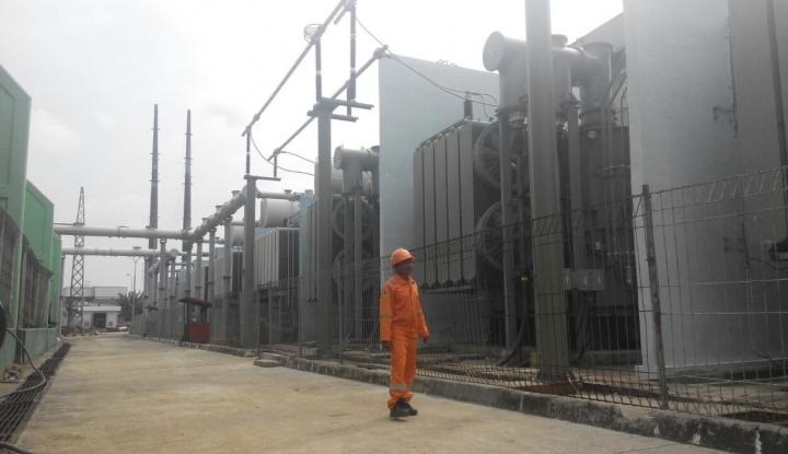 Foto Berita Presiden Resmikan MPP 50 MW di Lombok