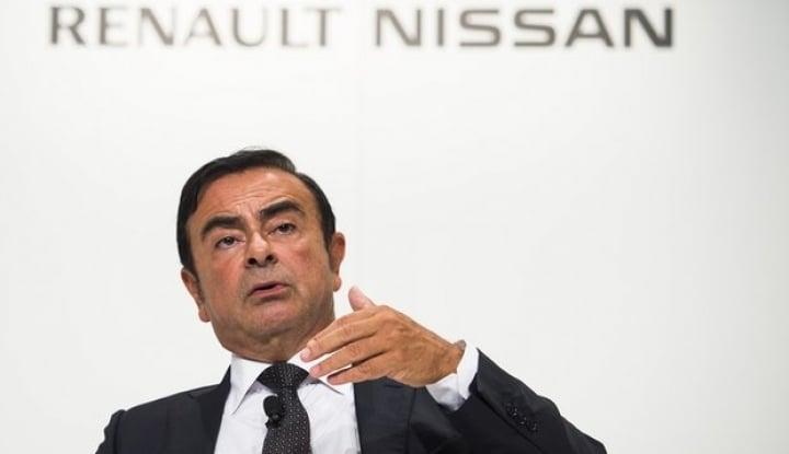 Nissan's Ghosn Claims Innocence - Warta Ekonomi