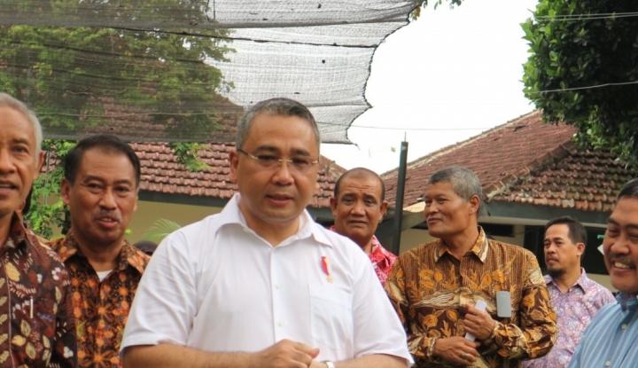 Foto Berita Pemerintah Bakal Larang Proyek Desa Pakai Kontraktor