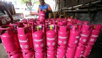 Foto Wah, Tabung Gas 50 kg Meledak di PHD Bekasi