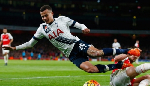 Foto Spurs Sukses jegal Chelsea 2-0, Mauricio Bangga