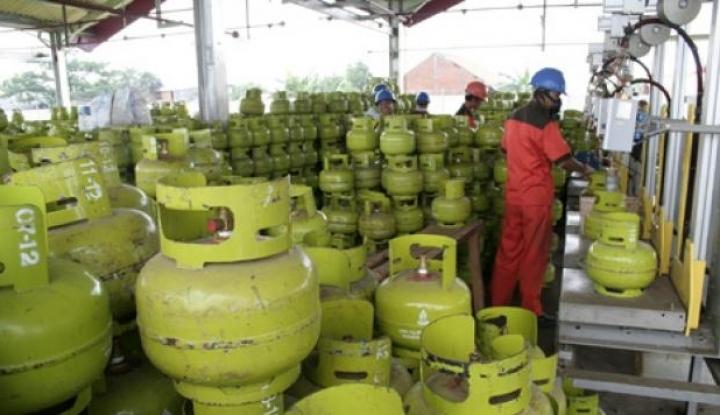 Foto Berita Ternyata Pertamina Masih Salurkan Tabung LPG 3 Kg