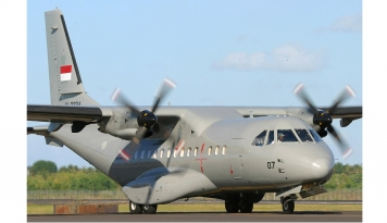 Foto 4 Pesawat Hercules Disiagakan Kirim Bantuan Kemanusiaan Untuk Rohingya