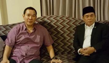 Foto Muslimat NU Senang digandeng Perusahaan Tommy Soeharto