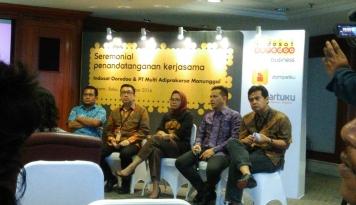 Foto Indosat Ooredoo Roadshow ke Sembilan Kampus Tingkatkan Literasi Keuangan