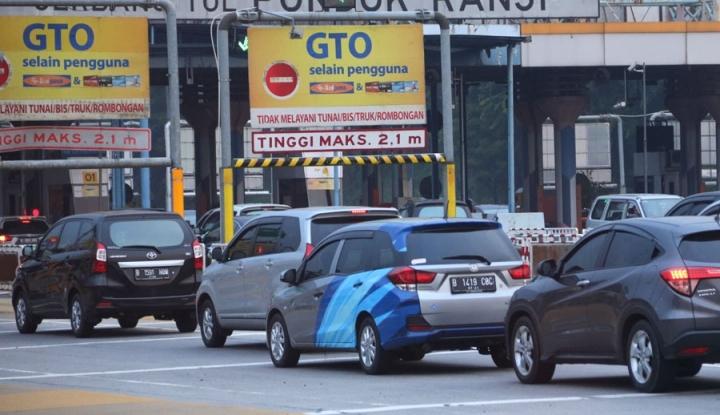 Foto Berita Sering Macet Parah, Jasa Marga Akan Tambah Gerbang Tol Cengkareng