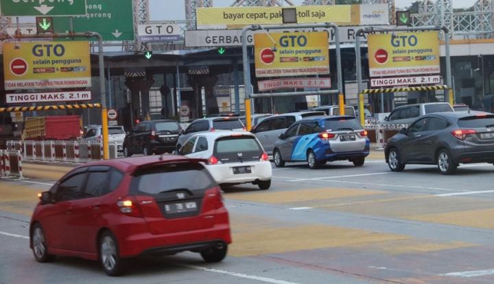 Foto Berita Jasa Marga Akan Ubah Sistem Tarif Tol Semarang