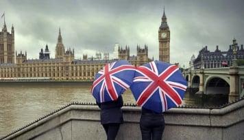 Foto Hingga November, Ekonomi Inggris Tumbuh  0,4 Persen