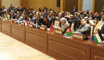 Foto RI & Qatar Berlakukan Perjanjian Bebas Visa