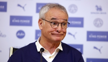 Foto Leicester City Pecat Ranieri