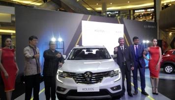 Foto Renault Stop Produksi Pascaserangan Cyber