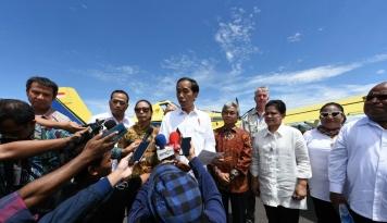 Foto Melihat Jokowi Membangun Demokrasi Selama Dua Tahun (2)