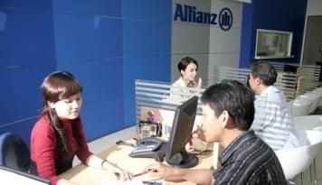 Foto Dana Kelolaan Allianz Meningkat 17% di 2016