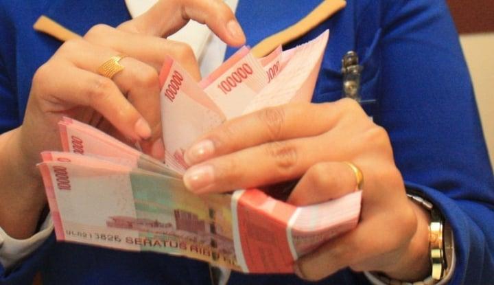 Foto Berita Desember 2017, Pertumbuhan Uang Beredar Melambat Jadi 8,3%