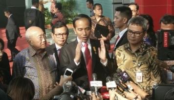 Foto Penegakan Hukum Jadi Sorotan Utama Dua Tahun Pemerintahan Jokowi