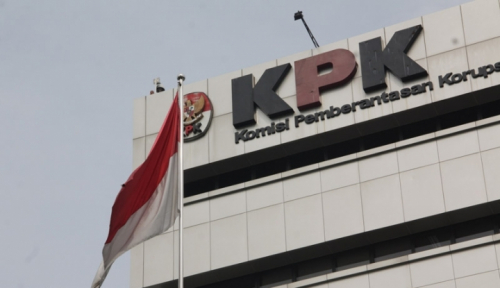Foto KPK Periksa Tiga Saksi Kasus Proyek Kemenpupera