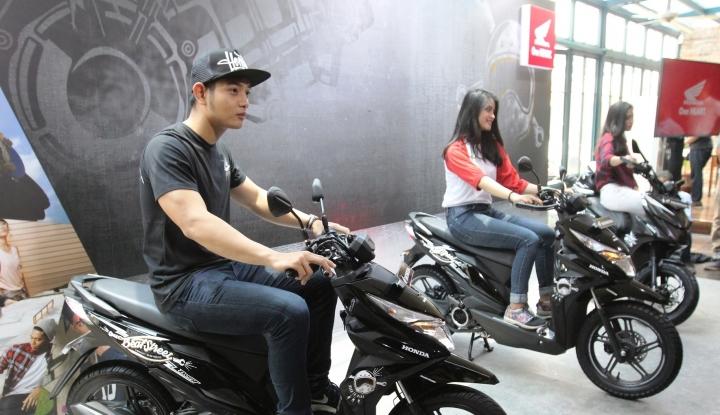 Honda Beat Rajai Ekspor Motor pada April 2018 - Warta Ekonomi
