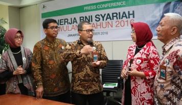 Foto BNI Syariah Tunjuk Imam Abdullah Firman Wibowo Sebagai Direktur Utama
