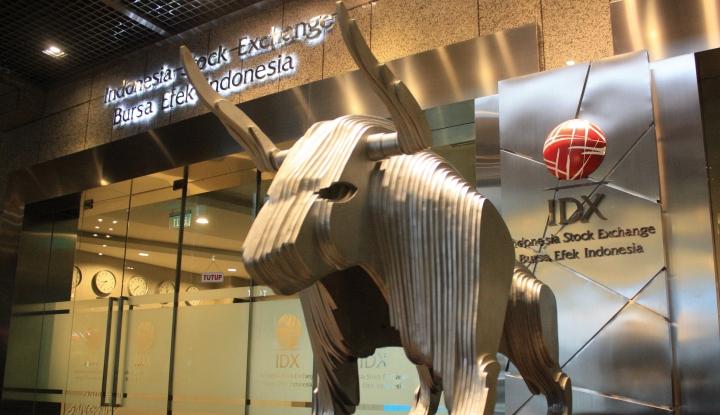 Foto Berita Obligasi dan Sukuk Yang Tercatat di BEI Capai Rp 109,26 Triliun