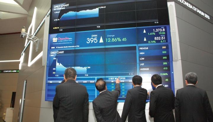 Foto Berita BEI: Fundamental Ekonomi Positif Jaga Likuiditas Pasar
