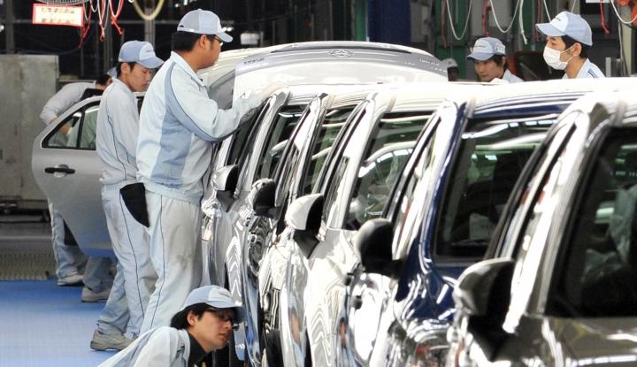 Foto Berita Toyota Tunda Pabrik Barunya di Meksiko, Ini Alasannya...