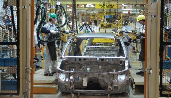 Foto Toyota Tarik 5,8 Juta Mobil Corolla dan Yaris Terkait Takata Airbag