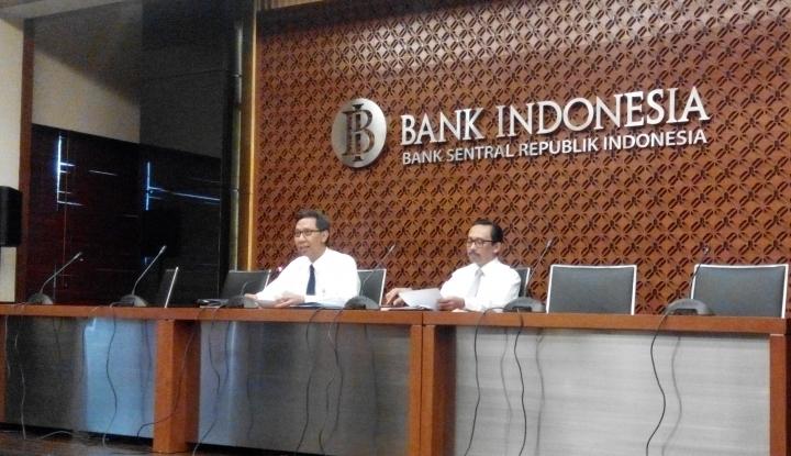 Foto Berita Bank Indonesia Terus Cermati Risiko Global dan Domestik
