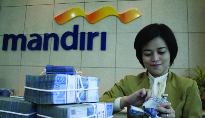 Bank Mandiri Papua Salurkan KUR Rp144,5 Miliar - Warta Ekonomi