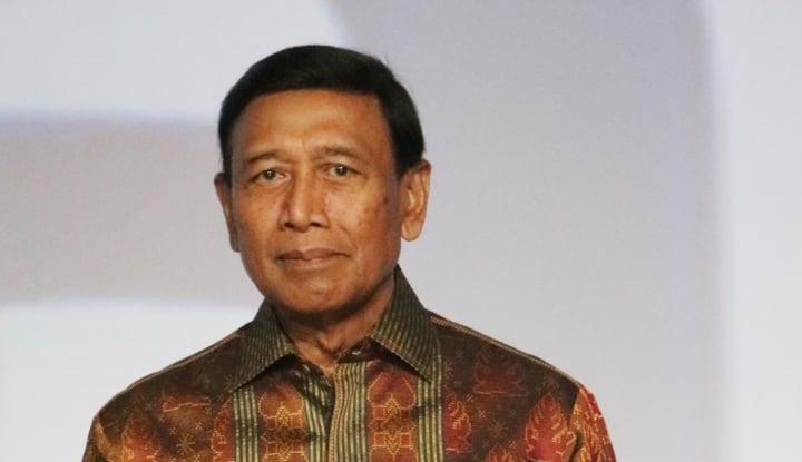 Foto Berita Wiranto: BNPP Perlu Kita Perkuat