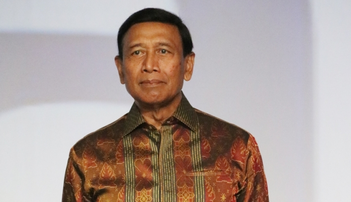 Hadir di Perpisahan Masa Kerja Kemenko Polhukam, Pesan Wiranto ke Karyawan Top! - Warta Ekonomi