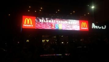 169 Restoran McDonald's di India Tutup