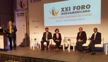 Foto Indonesia Jadi Narasumber Forum Penjaminan dan Pembiayaan se-Amerika Latin