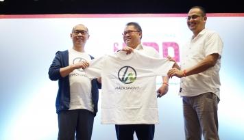 Foto Gerakan Nasional 1000 Startup Masuki Tahap Hacksprint