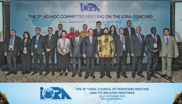 Foto IORA Perkuat Kerja Sama Bidang Perdagangan dan Investasi
