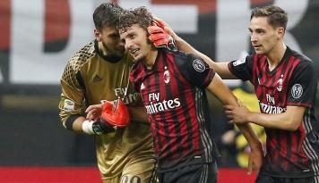 Foto Locatelli Bawa Milan Tundukkan Juventus