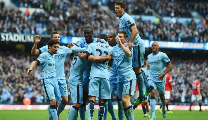 Foto Berita Manchester City Semakin Dekat dengan Gelar Juara