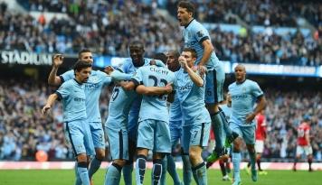 Foto City Kembali Pimpin Liga Inggris