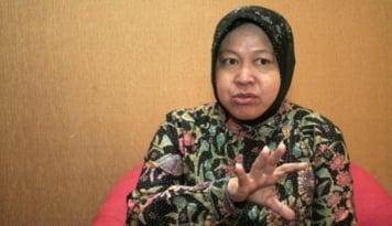 Foto Surabaya Diteror, Risma: Polisi Harus Ungkapkan