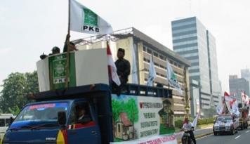 Foto Pengesahan RKUHP dan Sejumlah RUU Lain Ditunda, Respons Politisi PKB Mulia Banget!
