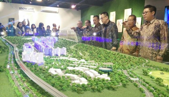 Foto Berita APLN Tawarkan Hunian Hijau Ditengah Kota Karawang