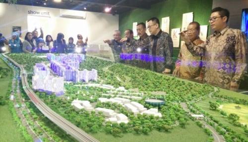 Foto APLN Tawarkan Hunian Hijau Ditengah Kota Karawang