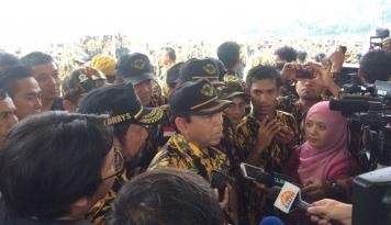 Foto KPK Kantongi Dua Alat Bukti Keterlibatan Novanto di Korupsi E-KTP