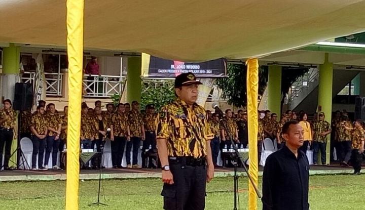 Foto Berita Setnov: Penghentian Sementara Kerjasama TNI-AB Australia Langkah Tepat