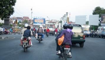 Foto Duh, Tingkat Pencemaran di Yogyakarta Naik 250 Persen