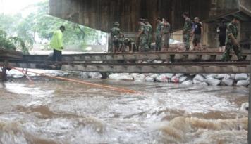 Foto Atasi Banjir, Pemkot Balikpapan Butuh Dana Rp250 M