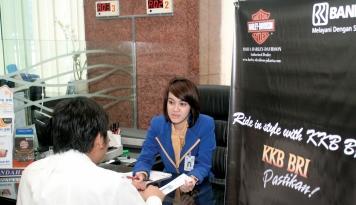 Foto Fokus UMKM, BRI Bidik Pertumbuhan Kredit 15-16 Persen 2017
